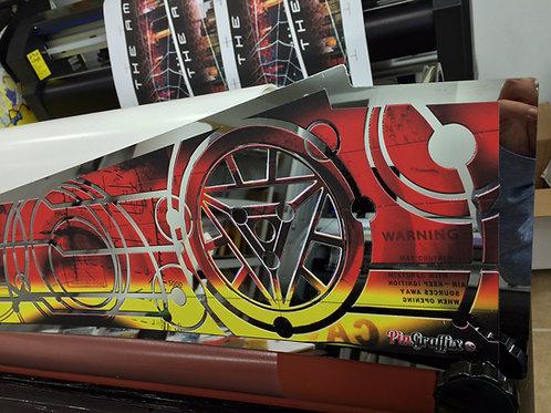 Stern Iron Man Pinball Mirror Bladez™