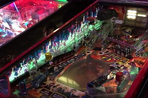 AC/DC or KISS Pinball PowerBladez™- Stern Pinball