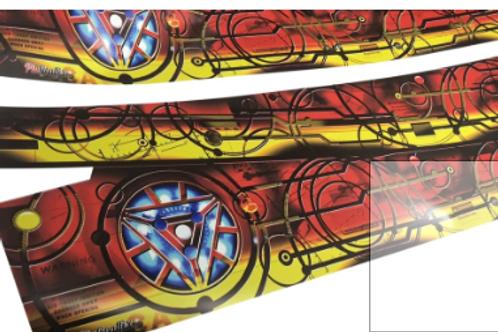 Stern Iron Man Pinball Inner Art PinBlades™