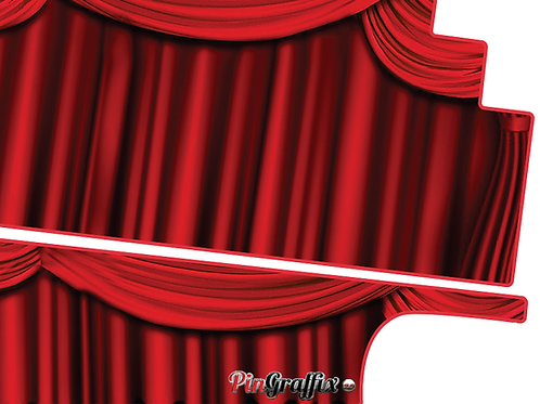 Theatre of Magic (PLAIN) PinBall Inner Art PinBlades™ - Bally/Williams Pinball