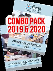 COMBO PACK: 2019 & 2020 National SAMP