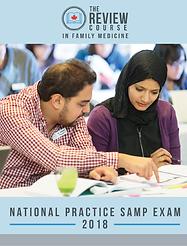 2018 National SAMP Examination Question Pack