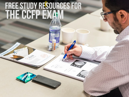 CCFP Exam - FREE Study Resources for SOOs and SAMPs (Updated March 2019)