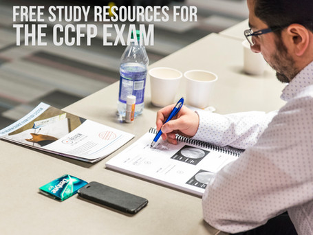 CCFP Exam - FREE Study Resources for SOOs and SAMPs (Updated March 2021)
