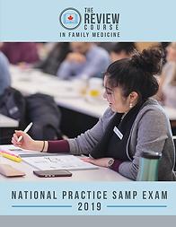 2019 National Practice SAMP