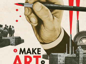 The Art of Making and Marketing Art