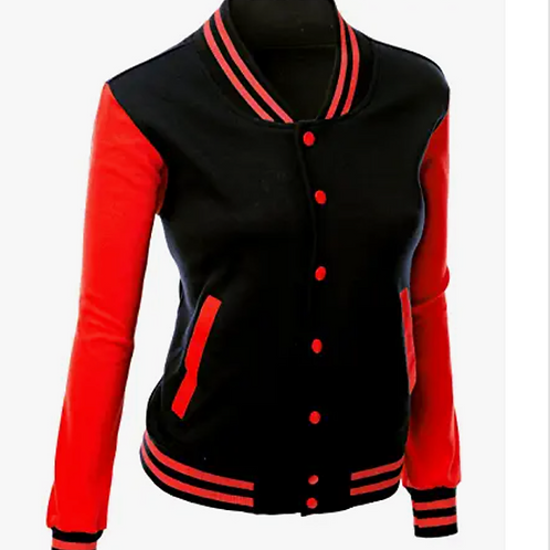 Rage Letterman Jacket Without Patch