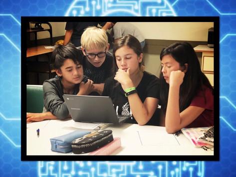 Team Challenge Tuesday: Digital BREAKOUT