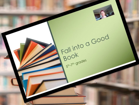 Hitting the Books: Back to School Reading!