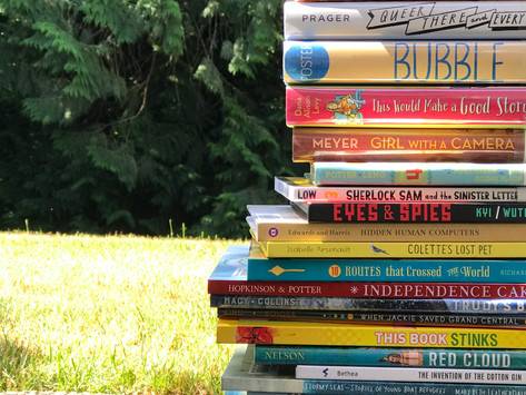 2019 Summer Reading Book Lists! Are You Summer Reading Ready? Part 2