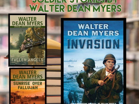 3 on a Theme: War Stories by Walter Dean Myers