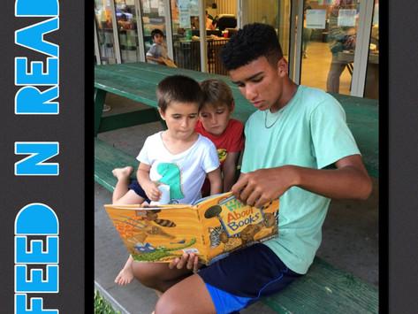 Feed n Read FUN! Back to School edition