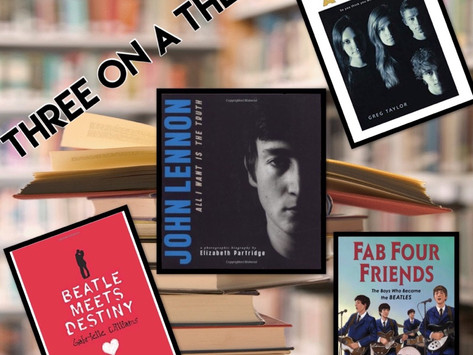 3 on a Theme: Beatles