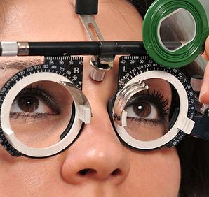exame de vista