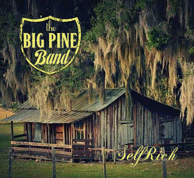 The debut album 'SelfRich' from the Big Pine band is now available for sale.