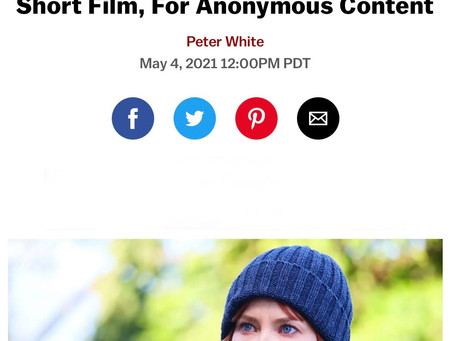 Banks Films partners with Anonymous Content on 'Proxy' Television Series