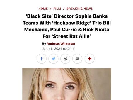 Deadline Announces Next Feature Film