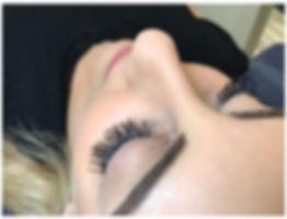 Hybrid fluffy lashes by Jocelyn ✨ Book o