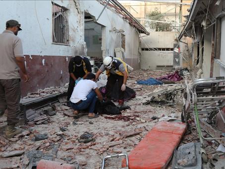 إصدار إعلامي: ماليزيا من أجل سوريا تدين بشدة الهجوم على مستشفى في عفرين بسوريا