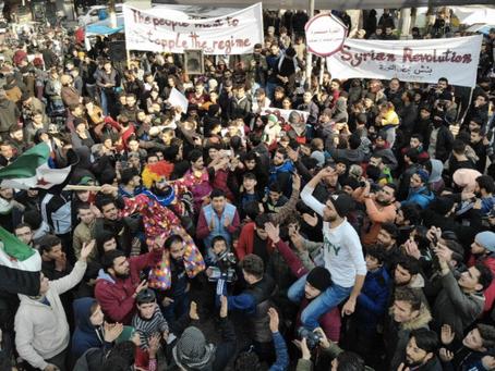 1 Dekad Konflik Kemanusiaan Syria – Ibrah dan Refleksi