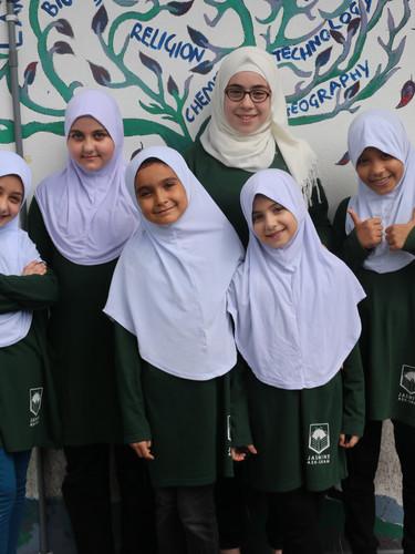 Jasmine Ash Sham pelajar Syria di malaysia