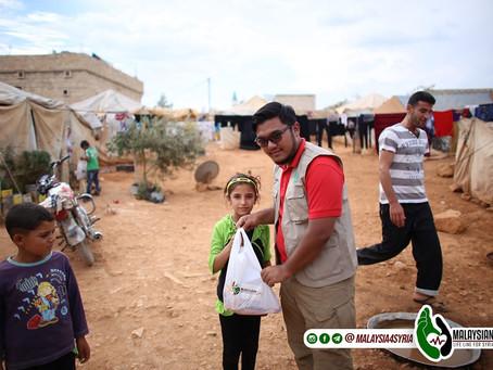 AYUH KORBAN/AKIKAH DI SYRIA
