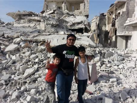 13.4 Juta Rakyat Syria Masih Memerlukan Bantuan Kemanusiaan