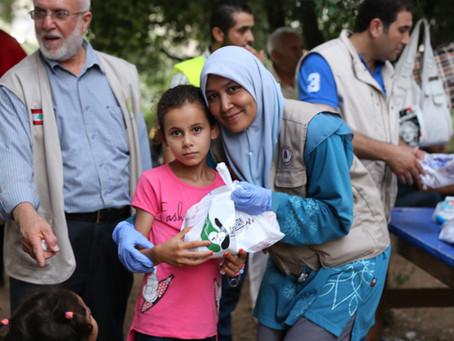 PENYEMBELIHAN AGUNG: IBADAH KORBAN SAMBIL MERINGANKAN DERITA SYRIA