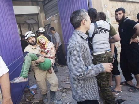 Sehingga Bilakah Perlu Kita Bantu Syria?