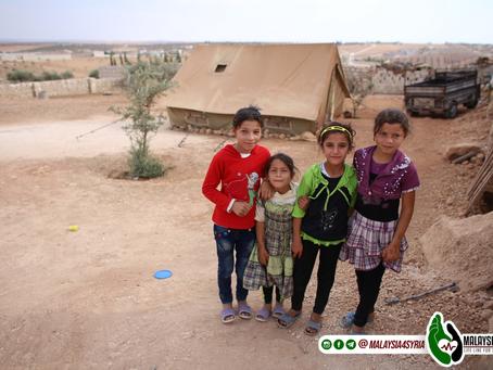 KEMELUT 8 TAHUN PEPERANGAN DI SYRIA