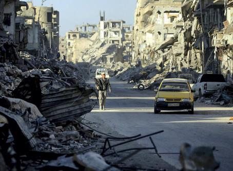 PEPERANGAN DI SYRIA: APA KATA PERTUBUHAN KERJASAMA ISLAM (OIC)