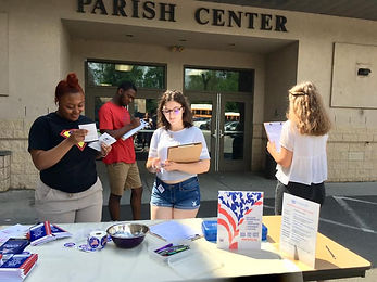 Cassidy and Maura voter reg 5-29-19 .jpg