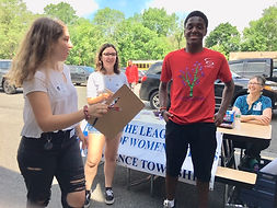 Cassidy, Maura and student voter reg 5-2
