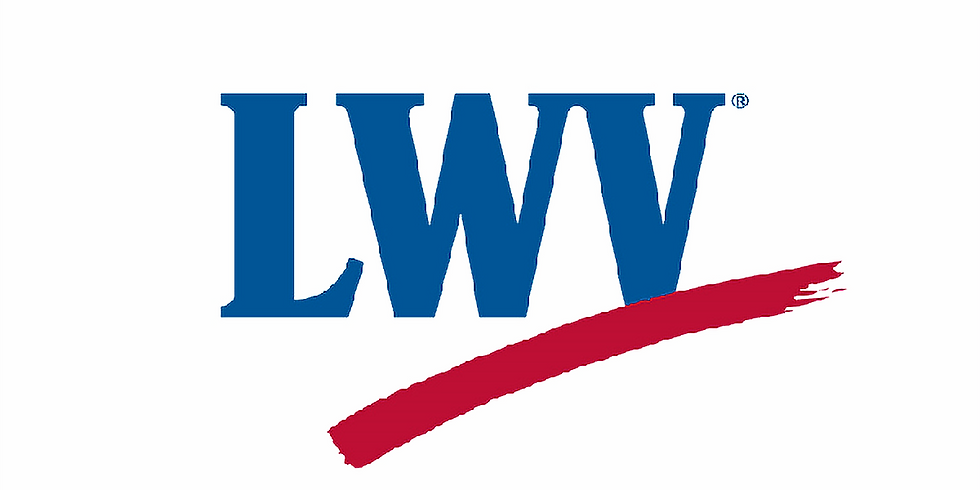 Saturday, May 4, 2019 The 63 Biennial Convention of the LWV of New Jersey (RSVP by April 15 see message below)