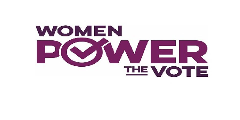 """Women Power the Vote "" EXHIBIT at the Trenton Free Public Library, now through February 27"