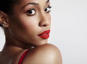 Red Matte Lippenstift