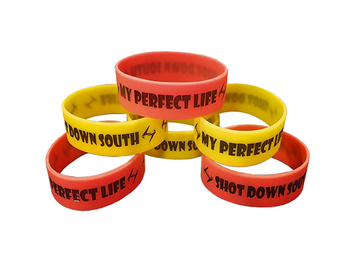 My Perfect Life Bracelet (Glow in the Dark)