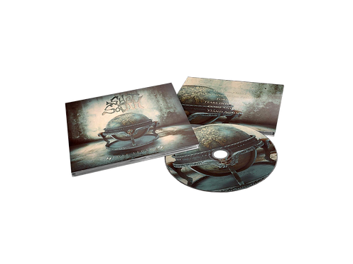 """""""Lost Legacy"""" CD (with Jewel Casing)"""