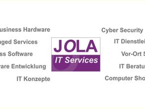 JOLA – Ihr Full-Service IT-Dienstleister aus Rösrath
