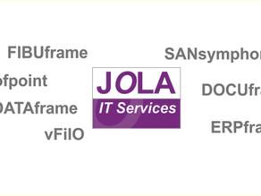 JOLA Software – Die passgenauen Lösungen für Ihr Unternehmen