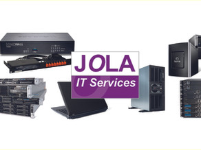 JOLA Hardware – IT Systeme nach Maß