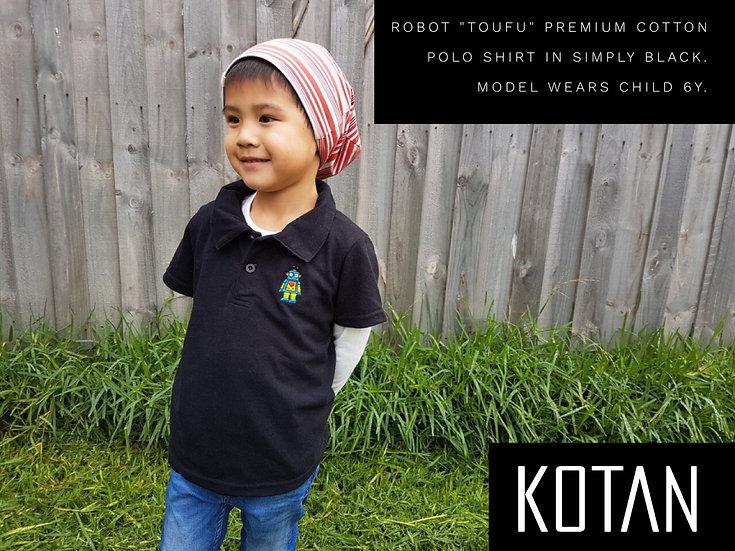 """ROBOT """"Toufu"""" - Child"""