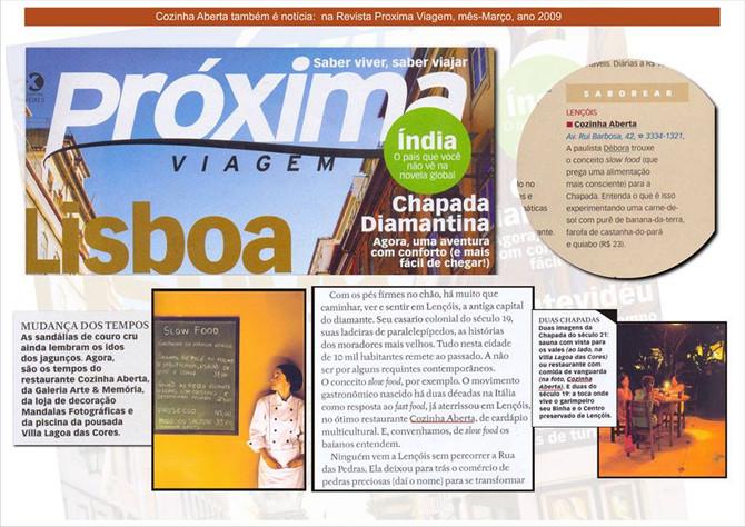 Revista Próxima Viagem
