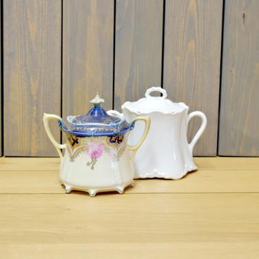 sugar bowls  2.  qty. 15