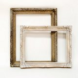 assorted old frames  10. sm 20. med 30. lg 45. xlg