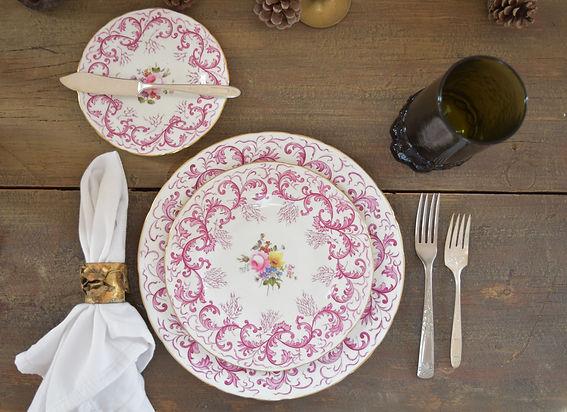 wedding rentals tabletop