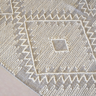 textured gray 4x6 rug  35.  qty. 1