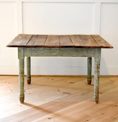 vintage rentals farm table