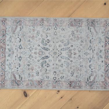 moroccan print rug 3  qty. 1