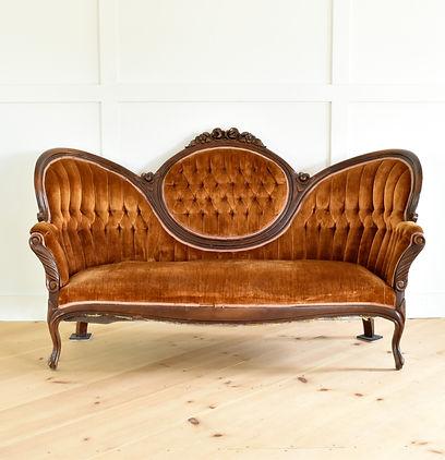 vintage rentals sofa